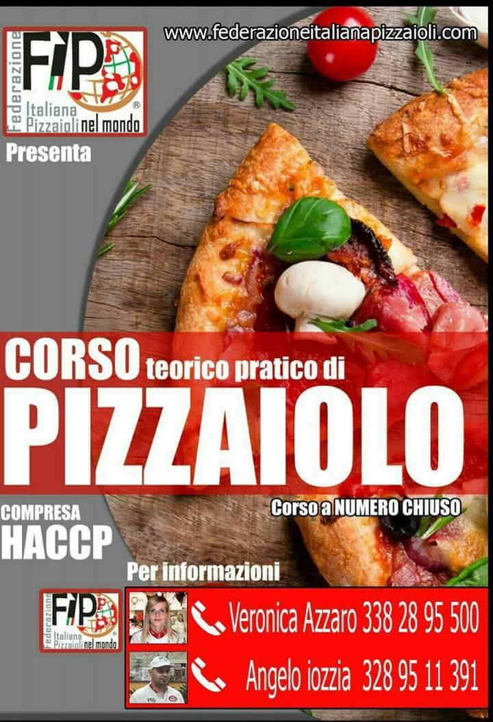 Corsi per pizzaioli